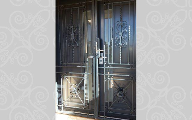 Front Door Gates