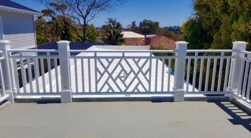 Hamptons Style Balustrade