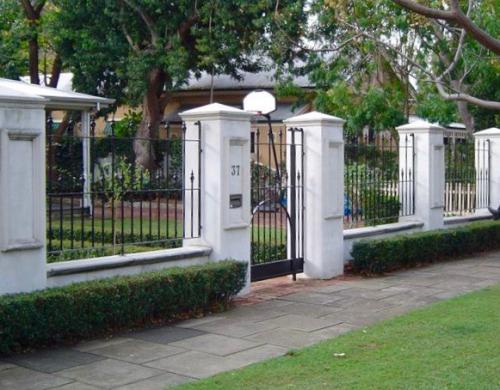 Heritage Fence And Gate