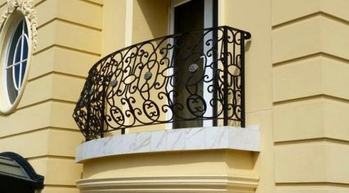 Ornate Design Balcony Balustrade